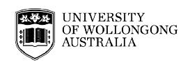 Uni Wollongong